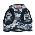 View Image 2 of Bobby Dog Harness Vest by Puppia - Navy Camo