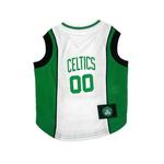 View Image 1 of Boston Celtics Dog Jersey