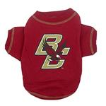 View Image 1 of Boston College Eagles Dog T-Shirt