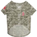 View Image 2 of Boston Red Sox Dog Jersey - Camo