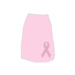 View Image 1 of Breast Cancer Dog Tank - Pink