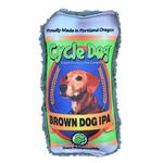 View Image 2 of BrewGear Dog Toy by Cycle Dog - Beer