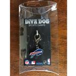 View Image 2 of Buffalo Bills Logo Dog Collar Charm