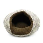 View Image 3 of Burger Pet Bed by Dogo - Baroque