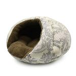 View Image 4 of Burger Pet Bed by Dogo - Baroque