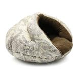 View Image 2 of Burger Pet Bed by Dogo - Baroque