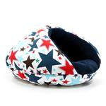 View Image 1 of Burger Pet Bed by Dogo - Star