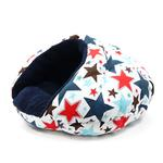 View Image 3 of Burger Pet Bed by Dogo - Star