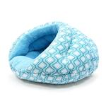 View Image 1 of Burger Pet Bed by Dogo - Diamond