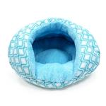 View Image 2 of Burger Pet Bed by Dogo - Diamond