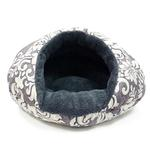 View Image 2 of Burger Pet Bed by Dogo - Vintage