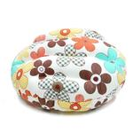 View Image 5 of Burger Pet Bed by Dogo - Color Flower