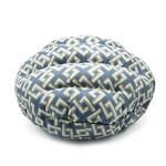 View Image 6 of Burger Pet Bed by Dogo - Geometric