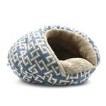 View Image 3 of Burger Pet Bed by Dogo - Geometric