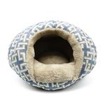 View Image 4 of Burger Pet Bed by Dogo - Geometric