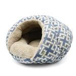 View Image 2 of Burger Pet Bed by Dogo - Geometric