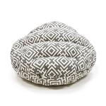 View Image 4 of Burger Pet Bed by Dogo - Modern Gray