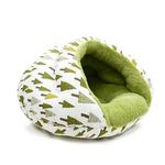 View Image 2 of Burger Pet Bed by Dogo - Tree