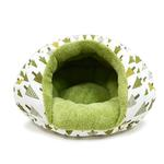 View Image 1 of Burger Pet Bed by Dogo - Tree