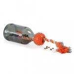 View Image 1 of Busy Buddy Sportsmen Tug-A-Jug Dog Toy - Blaze Orange