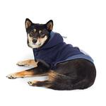 View Image 4 of Cabin Dog Hoodie by GF Pet- Navy