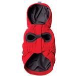 View Image 2 of Cabin Dog Hoodie by GF Pet - Red