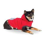 View Image 4 of Cabin Dog Hoodie by GF Pet - Red