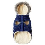 View Image 2 of Cabin Elasto-fit Dog Jacket - Navy