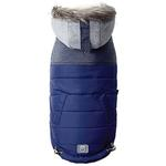 View Image 1 of Cabin Elasto-fit Dog Jacket - Navy