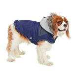 View Image 3 of Cabin Elasto-fit Dog Jacket - Navy