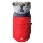 View Image 1 of Cabin Elasto-fit Dog Jacket - Red