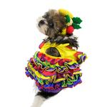 View Image 1 of Calypso Queen Dog Costume