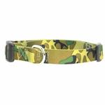 View Image 1 of Guardian Gear Camo Dog Collar - Green