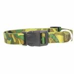 View Image 2 of Guardian Gear Camo Dog Collar - Green