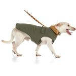 View Image 2 of Chester Barn Dog Coat by Up Country - Green