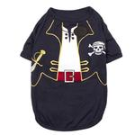 View Image 1 of Captain Sparrow Dog Costume Shirt