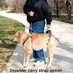 View Image 4 of PetSafe Solvit CareLift Dog Lifting Harness - Full Body