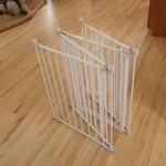 View Image 5 of Carlson Flexi Walk-Thru Dog Gate with Pet Door