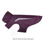 View Image 4 of Cascade Dog Coat - Plum Purple