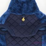 View Image 4 of Castor Cat Sweater by Catspia - Navy