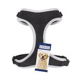 View Image 2 of Casual Canine BestFit Xtra Comfort Mesh Dog Harness - Black