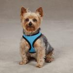 View Image 1 of Casual Canine Mesh Dog Harness - Pastel Blue
