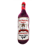 View Image 1 of Cavalier Sauvignon Wine Bottle Plush Dog Toy