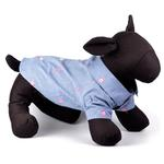 View Image 2 of Chambray Pig Dog Shirt by Worthy Dog