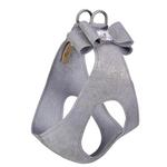 View Image 2 of Platinum Glitzerati Big Bow Step-In Dog Harness by Susan Lanci