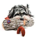 View Image 2 of Charming Barkers Dog Toy - Black Oak