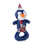 View Image 1 of Charming Christmas Polar Patches Durable Dog Toy - Penguin