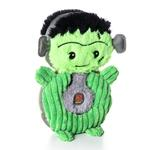 View Image 1 of Charming Halloween Puzzlers Durable Dog Toy - Frankenstein