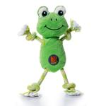 View Image 1 of Charming Tugs O Fun Dog Toy - Frog
