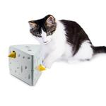 View Image 1 of Cheese Cat Toy
